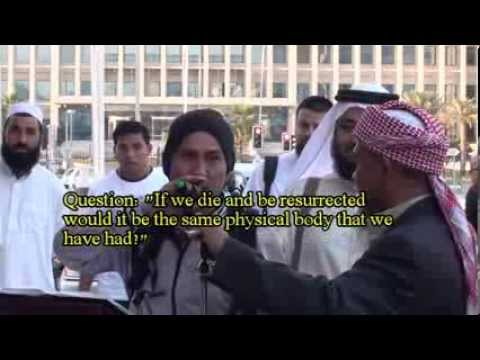 Bahrain Visitor Short Speech At Souq Asiery- By Sheikh Ali G