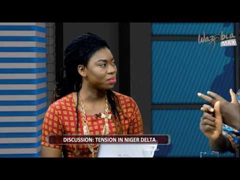 CROSSFIRE - TENSION IN NIGER DELTA (Pt.2) | Wazobia Max