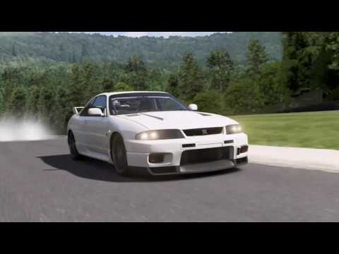 The withe Godzilla Drift / Forza Motorsport 6 (Gameplay) Willy Moon - Yeah Yeah