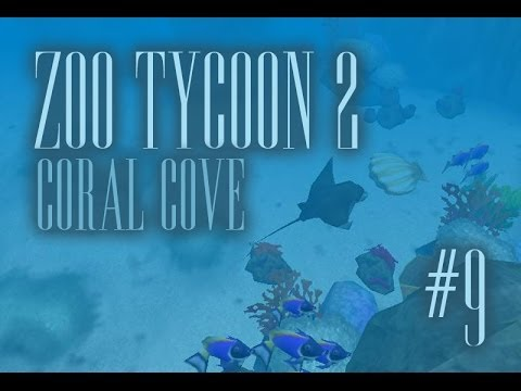 Zoo Tycoon 2! Coral Cove: Don't Squeeze the Sea Cucumber - Episode #9