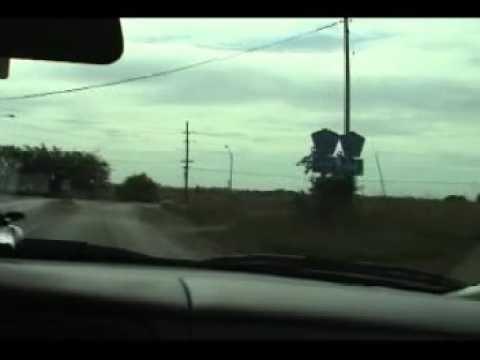 10/4/2013 Driving in Cedar Rapids, Iowa