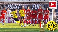 Dortmund's First Game 2020 - Highlights Borussia Dortmund vs. Standard Liege