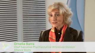 Ornella Barra, Alliance Boots, on the European CSR Awards Scheme