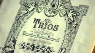 Glenn Dicterow on Schubert's Piano Trio in B Flat Major, Op. 99
