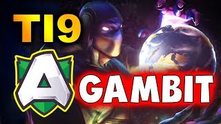 ALLIANCE vs GAMBIT - WINNER GOES TO TI9! - EPICENTER MAJOR 2019 DOTA 2