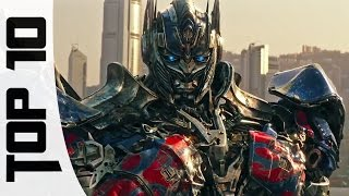 Top 10 Scenes | OPTIMUS PRIME