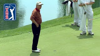 Jack Nicklaus Robbed Of Hole-in-one In 2004 Memorial
