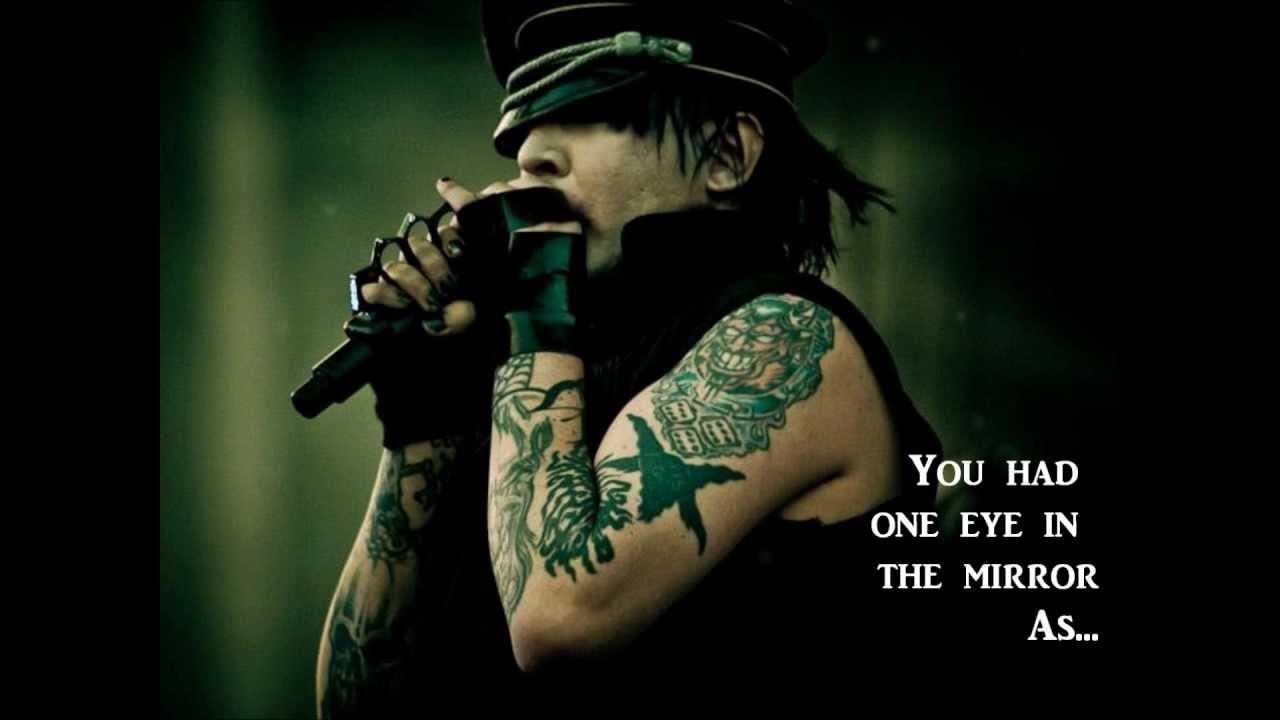 Marilyn Manson- You're So Vain ft. Johnny Depp