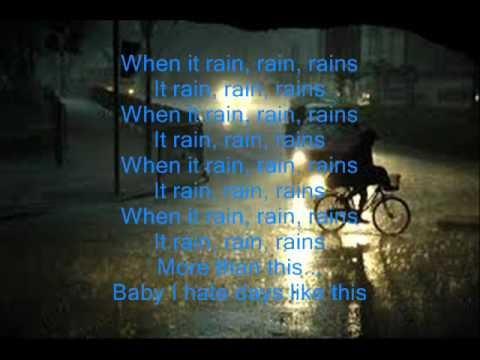 RAIN-MIKA (lyrics)