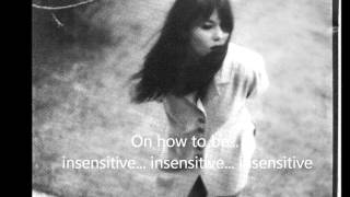 Video Jann Arden - Insensitive - Lyrics download MP3, 3GP, MP4, WEBM, AVI, FLV September 2017