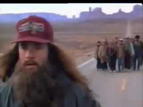 Forrest Gump - Running (Music Video) - Soundtrack