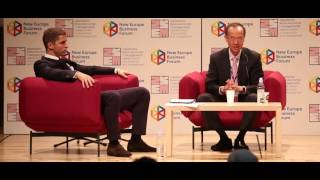 George Yeo & Mato Njavro – Small is beautiful: Singapore 50 years after independence