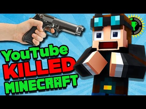 Thumbnail: Game Theory: How Minecraft BROKE YouTube!