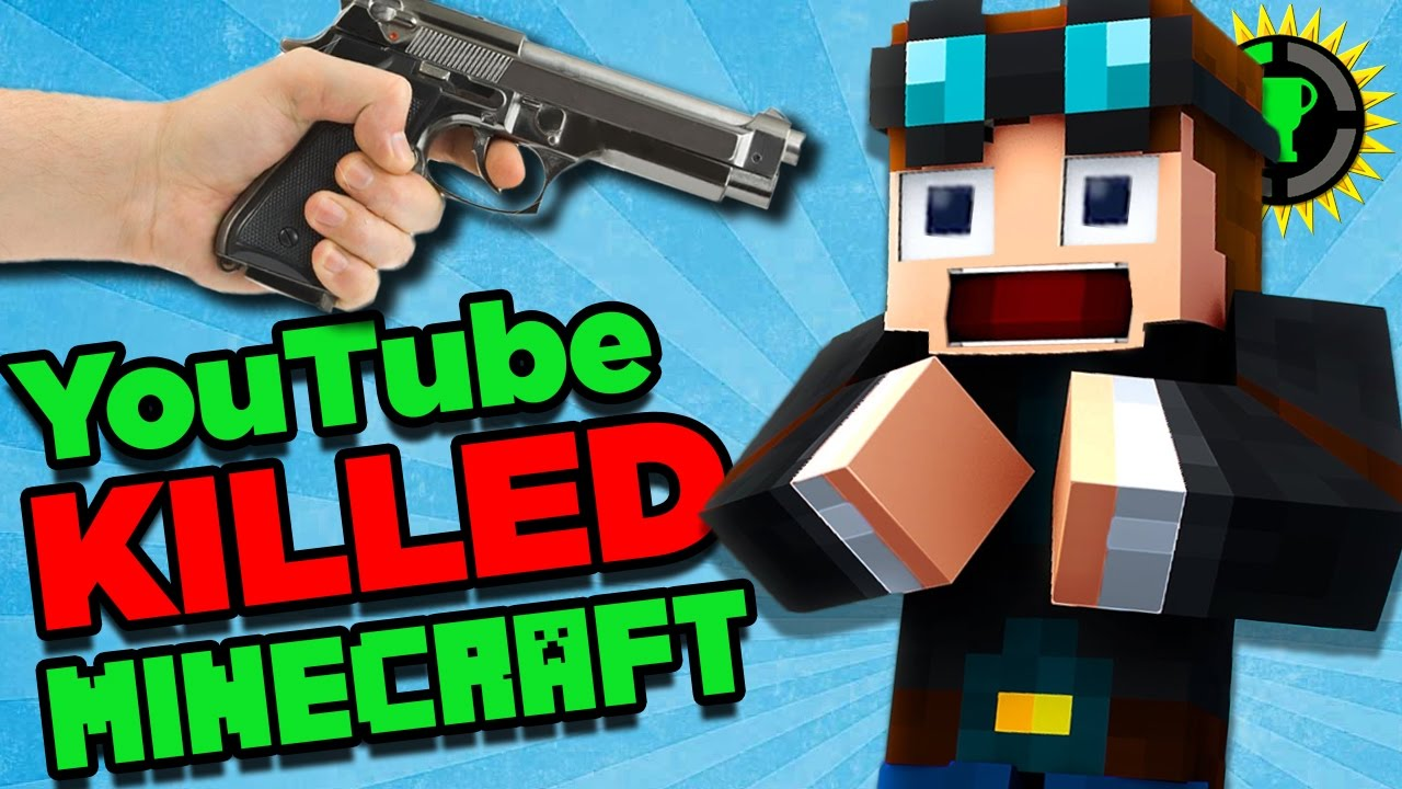 game theory how minecraft broke youtube   youtube