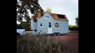 Tiny House Delivery! Uk To Belgium