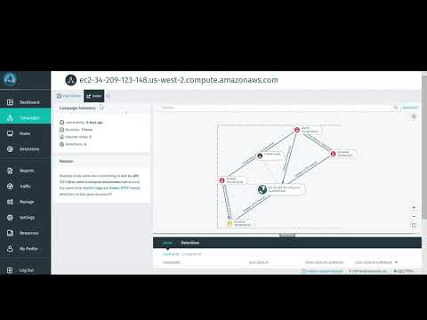 Demo: Automatically surface hidden attacks in real time