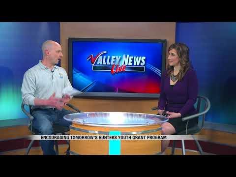 Doug Leier - Encouraging Tomorrow's Hunters Youth Grant Program