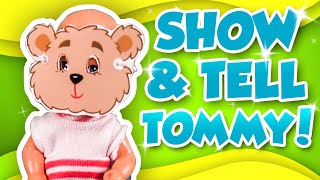 Barbie - Show and Tell Tommy | Ep.142 thumbnail