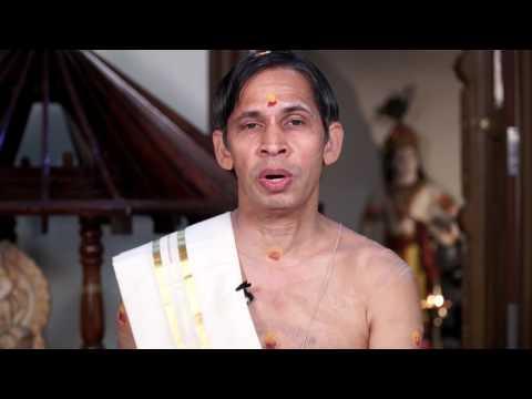 Uthram I April 2017 I Kanippayyur Narayanan Namboodiripad