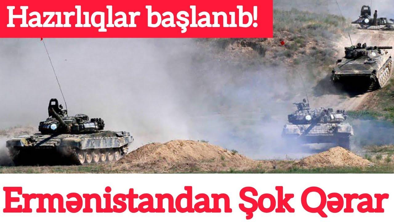 SON DƏQİQƏ! Ermənistan ŞOK QƏRAR Qəbul Etdi, 6 hərbiçi yaralanıb, son xeberler bugun 2020