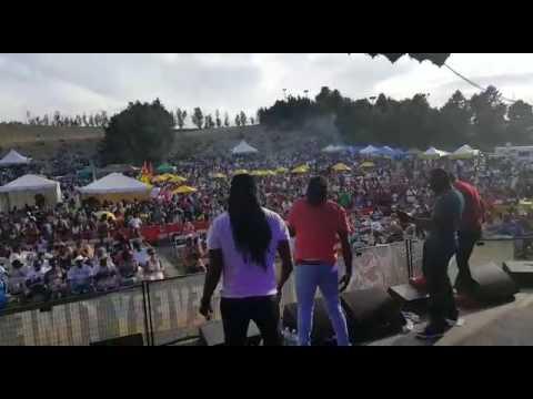 LUST live @ JerkFest Canada 2016 Lukie D, Thriller U, Singing Melody, Tony Curtis