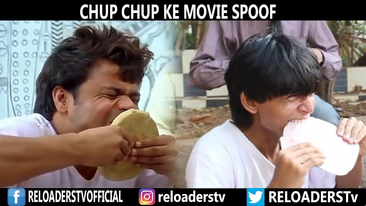 Chup Chup Ke Movie Spoof | Rajpal Yadav Comedy | Reloaders Tv