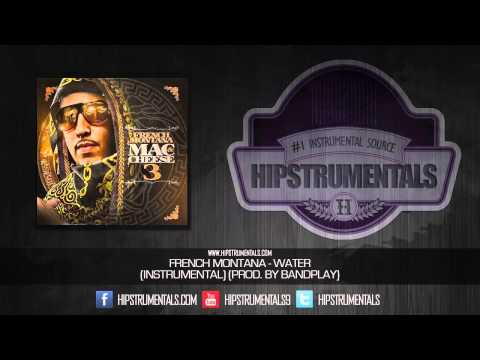 French Montana - Water [Instrumental] (Prod. By Bandplay) + DOWNLOAD LINK