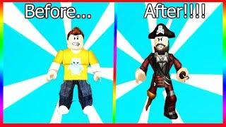 Becoming A True Pirate In Roblox!