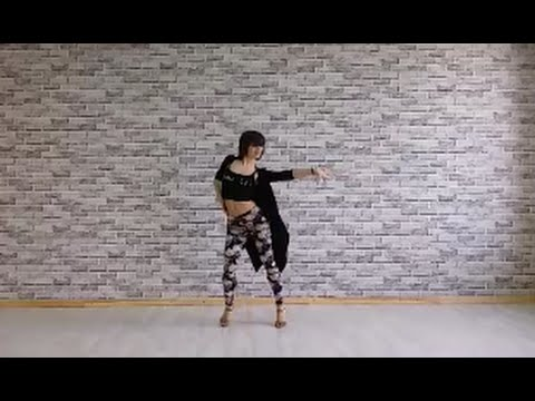 Easy & Sexy. Salsa Lady style routine for beginners by Anna LEV