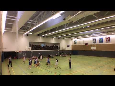 ISST D1 Girls Basketball Tournament - Day 1 (Thursday, March 8th 2018)