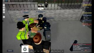 [Roblox london] Met SCO19 Mass Shootout