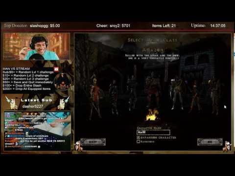 Diablo 2 Deaths