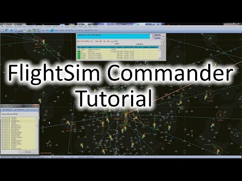FS Commander Tutorial (FlightSim Commander)