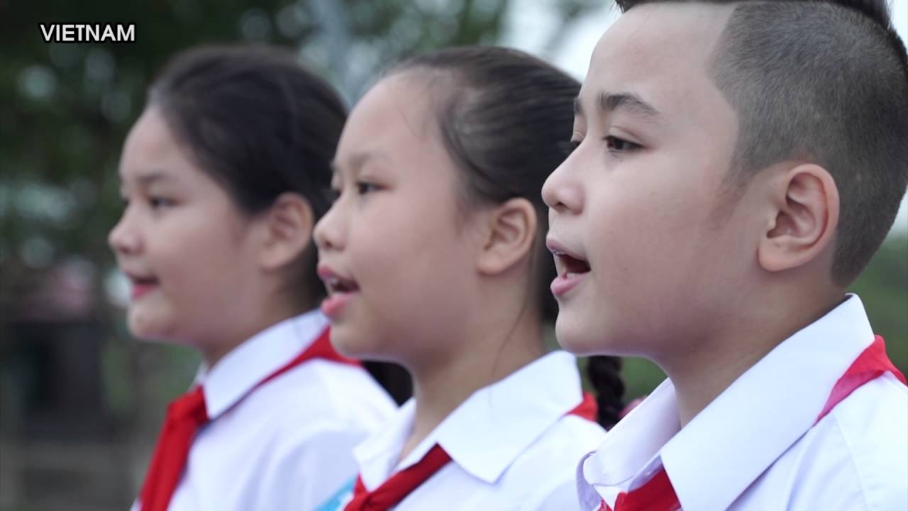 Người Việt Nam tự hào hát vang Quốc ca Việt Nam 2.9.2016
