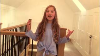 One of RosieGraceMcClelland's most viewed videos: Rosie McClelland - Singing Little Mix! Here Goes....