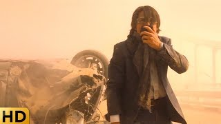 Погоня в песчаную бурю. Миссия невыполнима: Протокол Фантом.