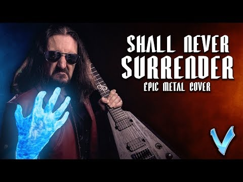 Devil May Cry 4 - Shall Never Surrender [EPIC METAL COVER] (Little V)
