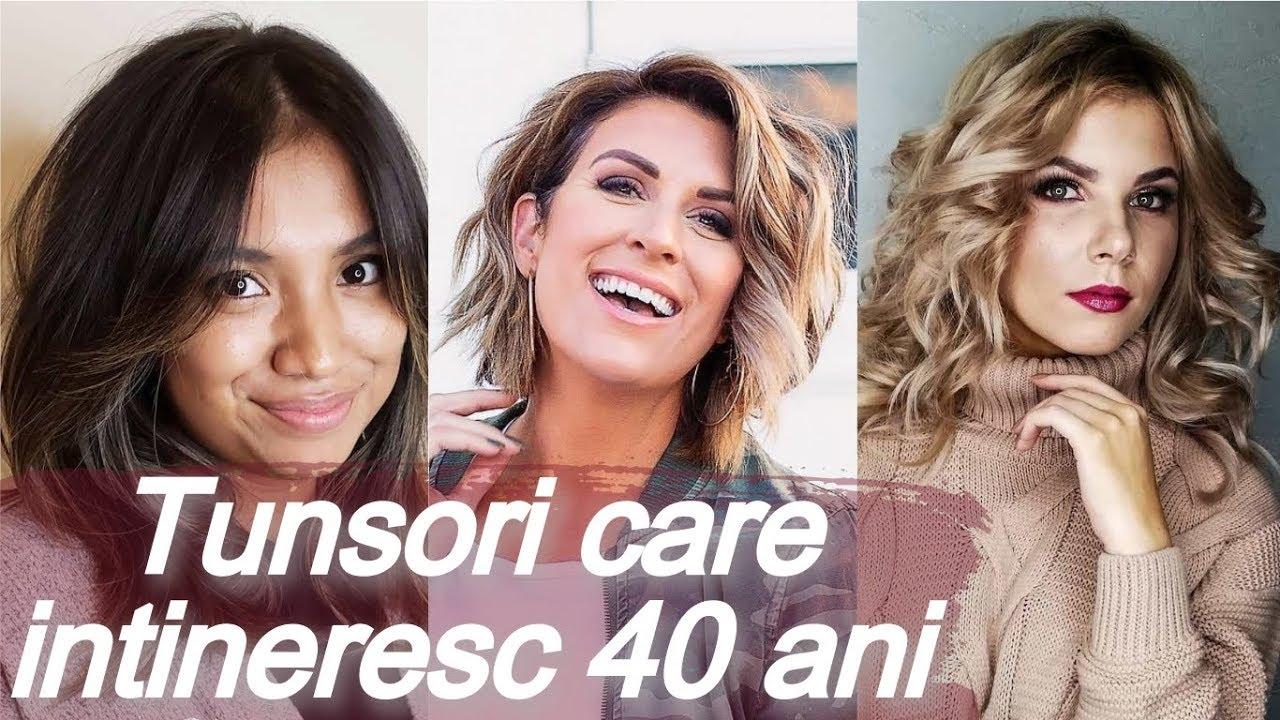 Top 20 Modele De Tunsori Care Intineresc 40 Ani