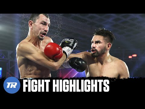 Jose Ramirez Stays the Unified Champion, defeats Viktor Postol | FIGHT HIGHLIGHTS