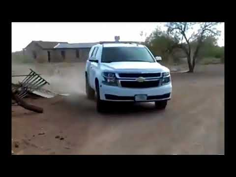 US Border Patrol Vehicle Hits Native American Man, Drives Off In Arizona