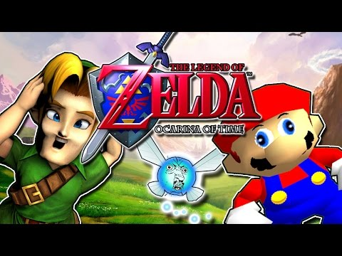 Thumbnail: If Mario was in... Legend Of Zelda: Ocarina Of Time