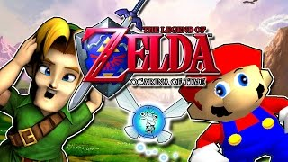If Mario was in... Legend Of Zelda: Ocarina Of Time(Mario takes a trip to Hyrule... and screws up everything. Hope you enjoyed it. TIME TO GO PLAY BREATHE OF THE WILD :D Checkout my gaming channel ..., 2017-03-04T17:00:06.000Z)