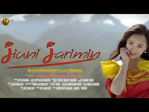 """JIUNI JARIMIN""- Official Music  Video 2019 || Ft.Lingshar & Sara  Shirpaili || RB Film Productions"
