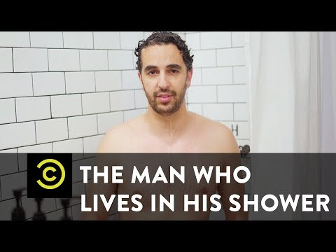 The Man Who s in His Shower - Mini-Mocks