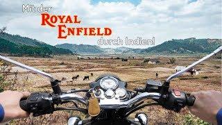 Wir LEIHEN uns ein MOTORRAD in INDIEN - Shillong nach Shnongpdeng l Indien Vlog 2019