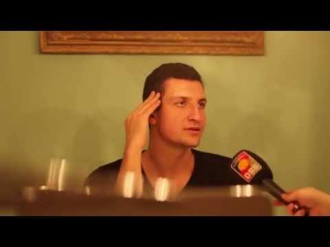 DBB-TV: Paul Zipser im Social-Media-Interview