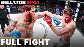 Full Fight | Steve Mowry vs. Darion Abbey - Bellator 215