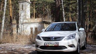 Тест-драйв Changan EADO - бюджетный семейный автомобиль