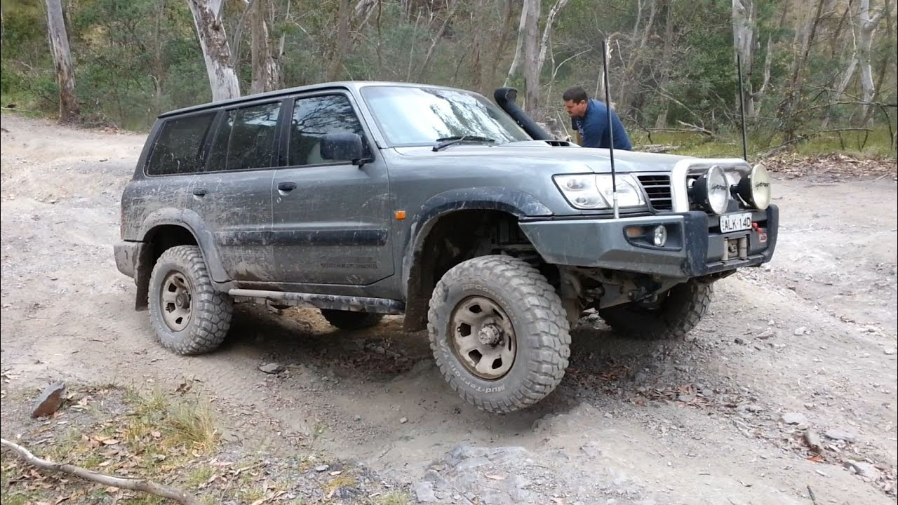 Nissan Patrol Y61 GU - THE KING OF 4x4