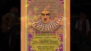 The Fillmore East -- guitar instrumental -- acid rock